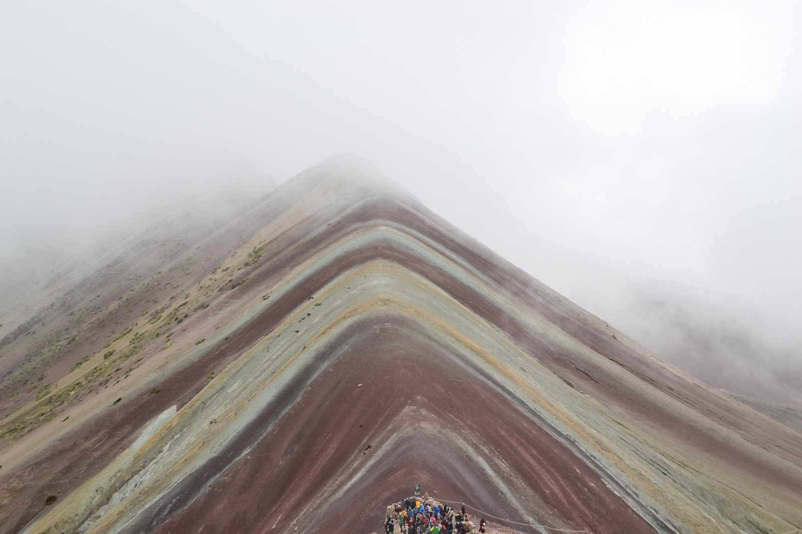 Rainbow Mountain, Red Valley, Peru