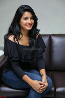 Deepthi Shetty looks super cute in off shoulder top and jeans ~  Exclusive 34.JPG