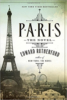 Paris by Edward Rutherfurd (Book cover)