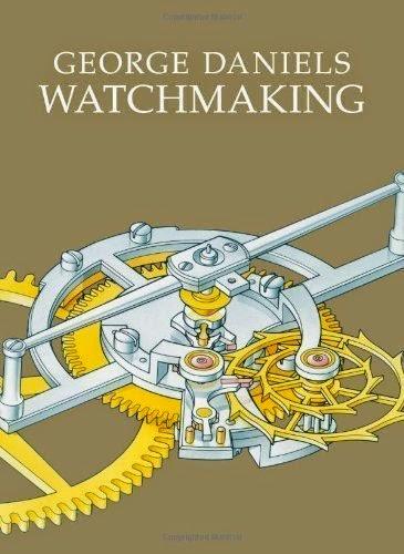 Watchmaking de George Daniels