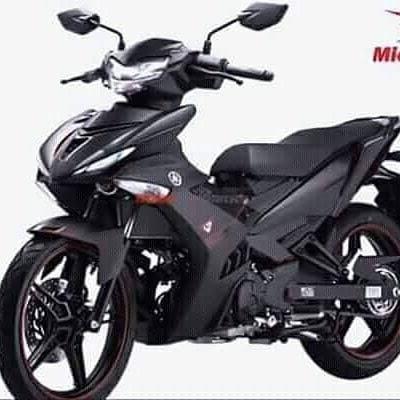 Yamaha MX King 150 Baru
