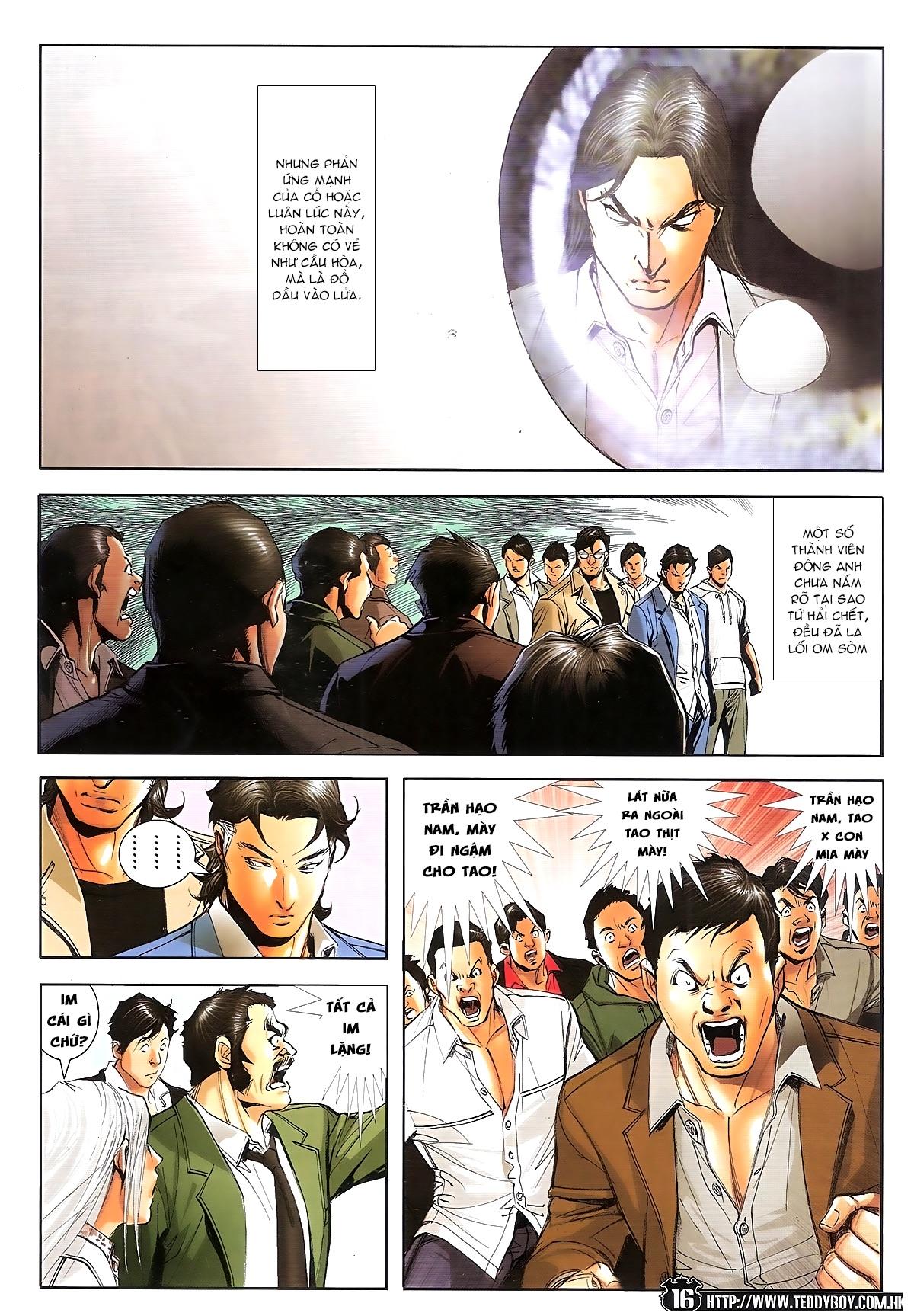 Người Trong Giang Hồ - Ngũ Hổ qui thiên - Chapter 1718: Đàm phán siêu cấp 4 - Pic 15