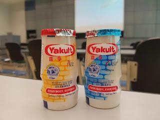 Minuman Yakult bantu menambah bakteria baik dalam badan