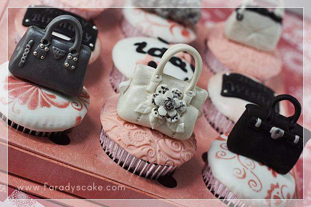 Handbags Cake Ideas
