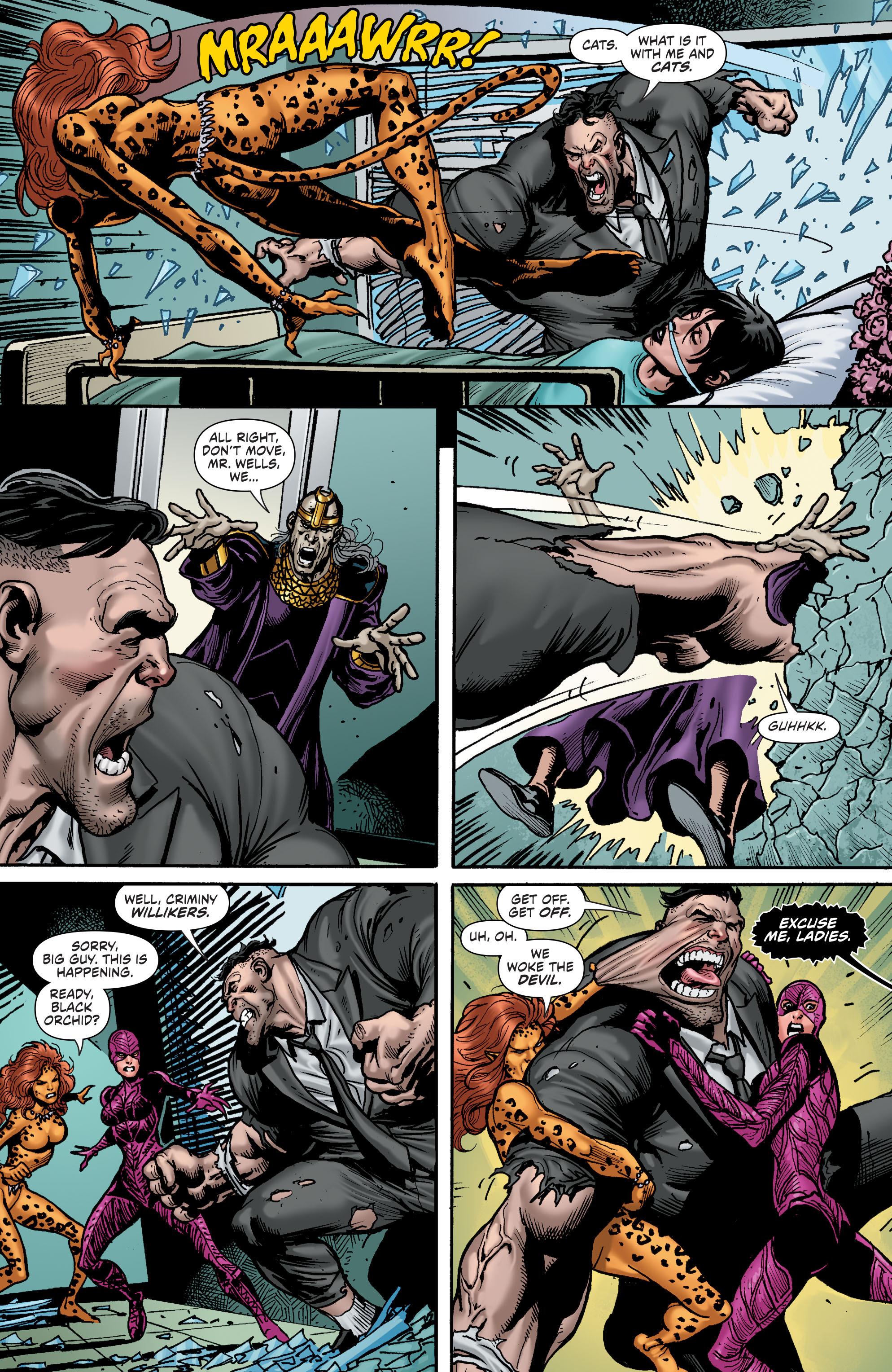 Read online Secret Six (2015) comic -  Issue #7 - 20