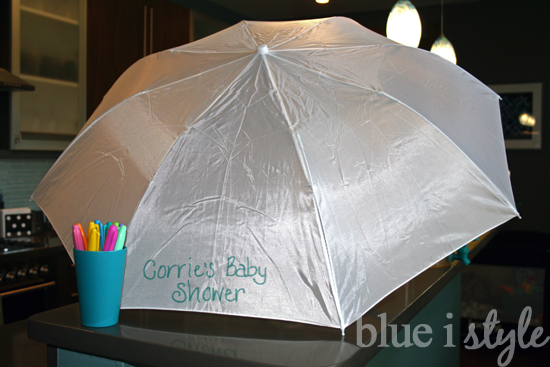 {entertaining With Style} A Rain Shower Themed Baby Shower | Blue I Style    Creating An Organized U0026 Pretty, Happy Home!