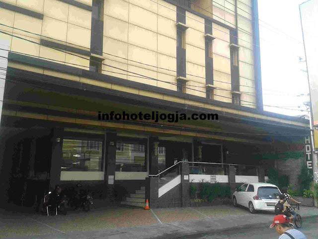 Malioboro Palace Hotel Yogyakarta.