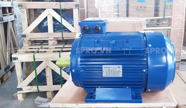 Báo giá mô tơ điện nhập khẩu Singapore chính hãng