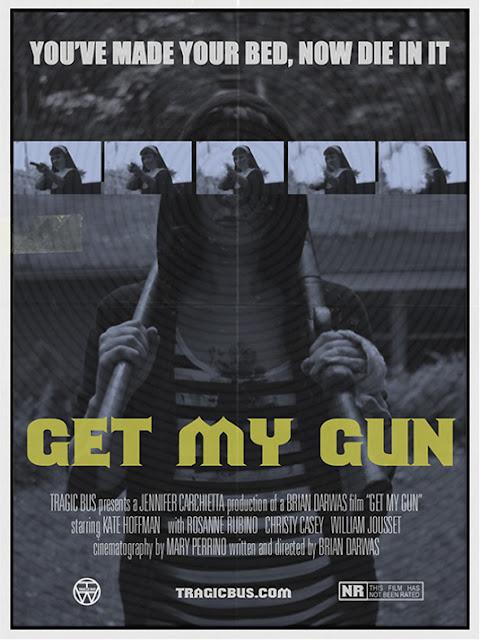 Get My Gun Poster