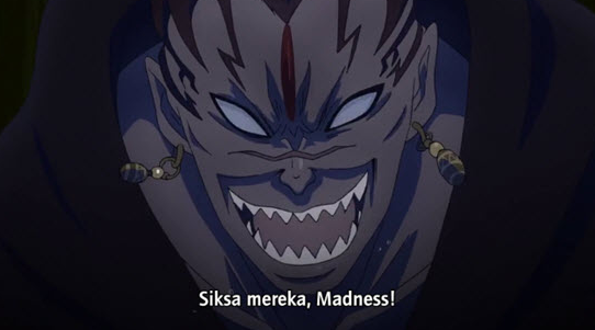 Download Anime D.Gray-man Hallow Episode 12 Subtitle Indonesia
