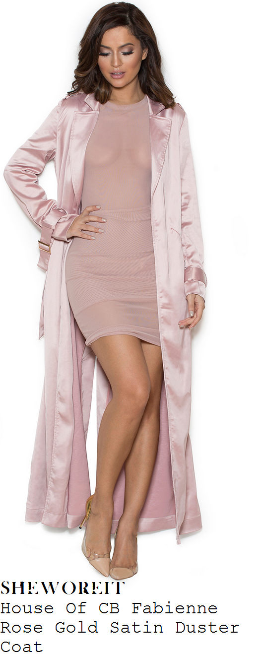 alesha-dixon-house-of-cb-fabienne-baby-rose-gold-pink-long-sleeve-satin-duster-coat