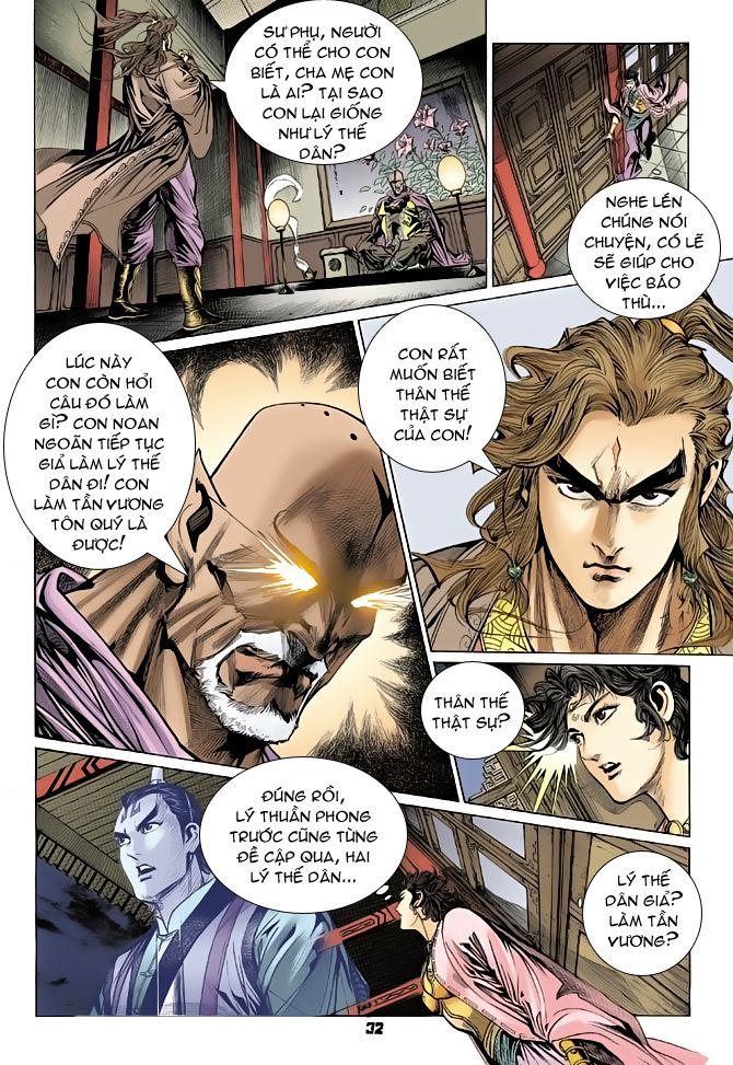 Đại Đường Uy Long chapter 69 trang 30