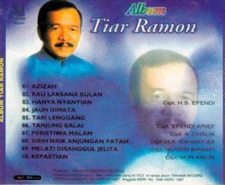 Tiar Ramon MP3 Melayu Deli Album Azizah