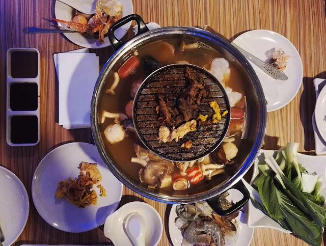 steamboat grill murah di Putrajaya