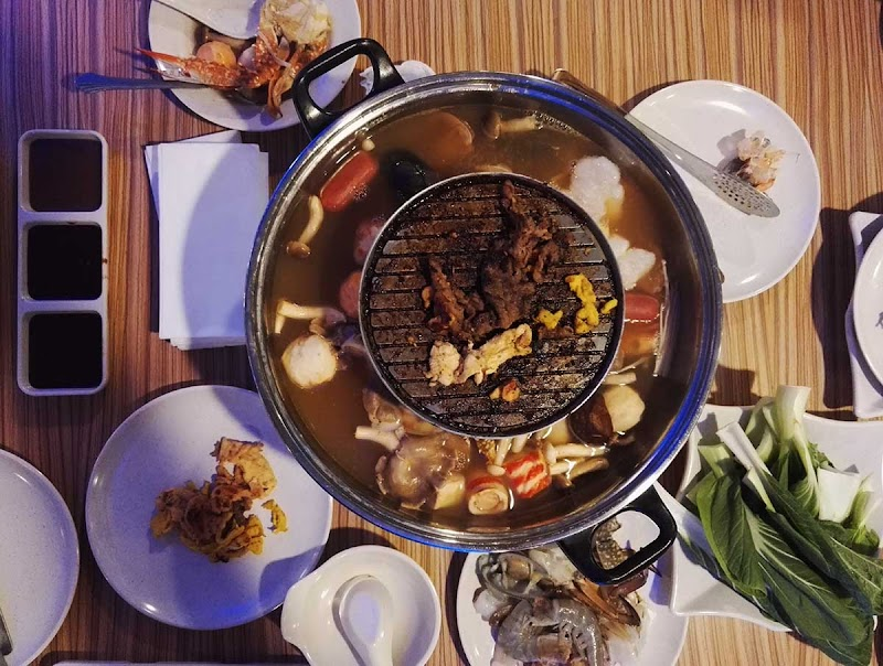 Chit Chat Steamboat & Grill Murah di Putrajaya @ Cyberjaya