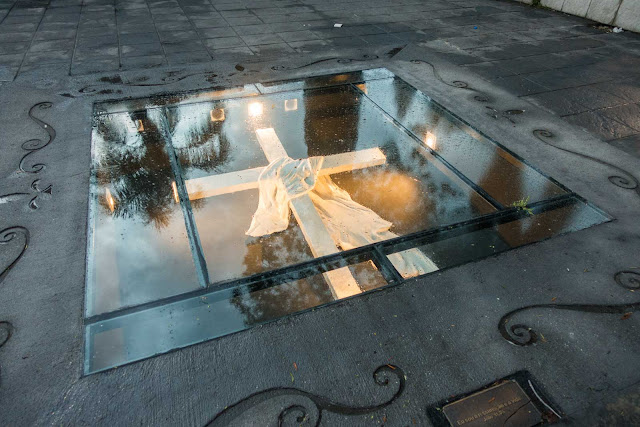 O Santuário Nossa Senhora do Perpétuo Socorro e o seu presépio