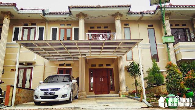 Villa Norma Kota Batu Fasilitas Kolam Renang