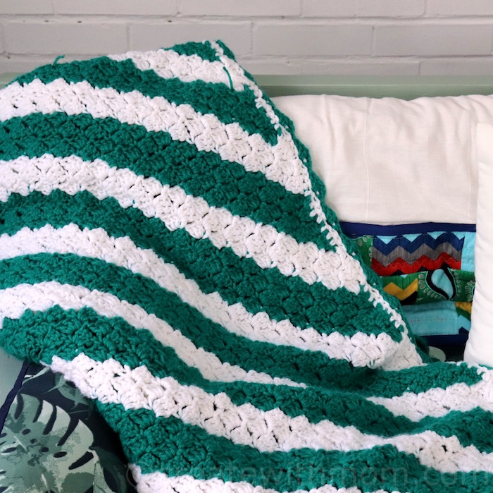Create With Mom Crochet Corner To Corner Blanket