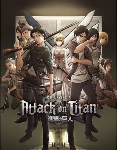 Attack on Titan' Studio Unveil its Huge Profits