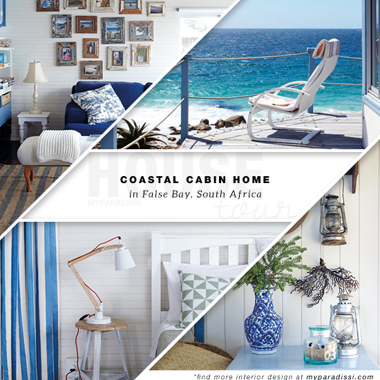 Coastal cabin home, South Africa | My Paradissi
