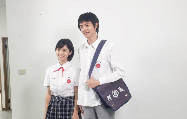 Shen Yue height Darren Chen