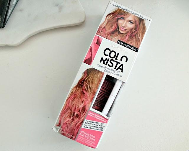 L'Oréal Colorista teinture cheveux