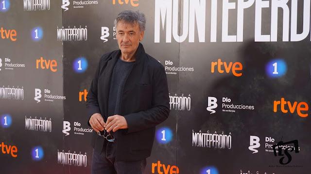 La Caza Monteperdio, Photocall, RTVE, La 1, Francis Lorenzo