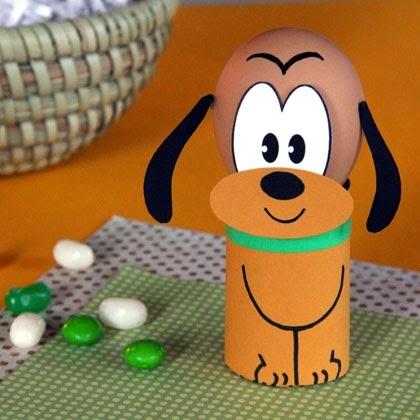 Pluto Easter Egg