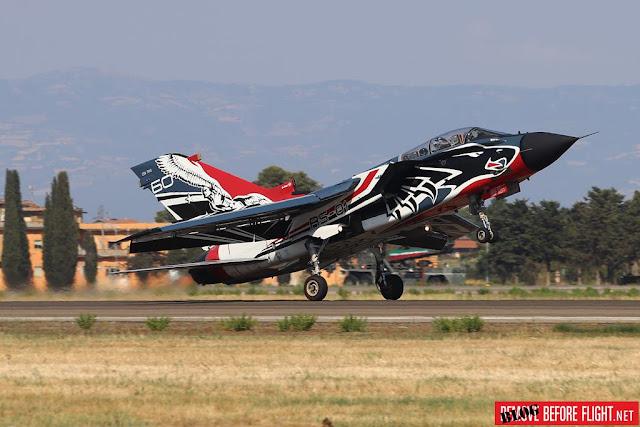 Special Italian Tornado RSV RIAT