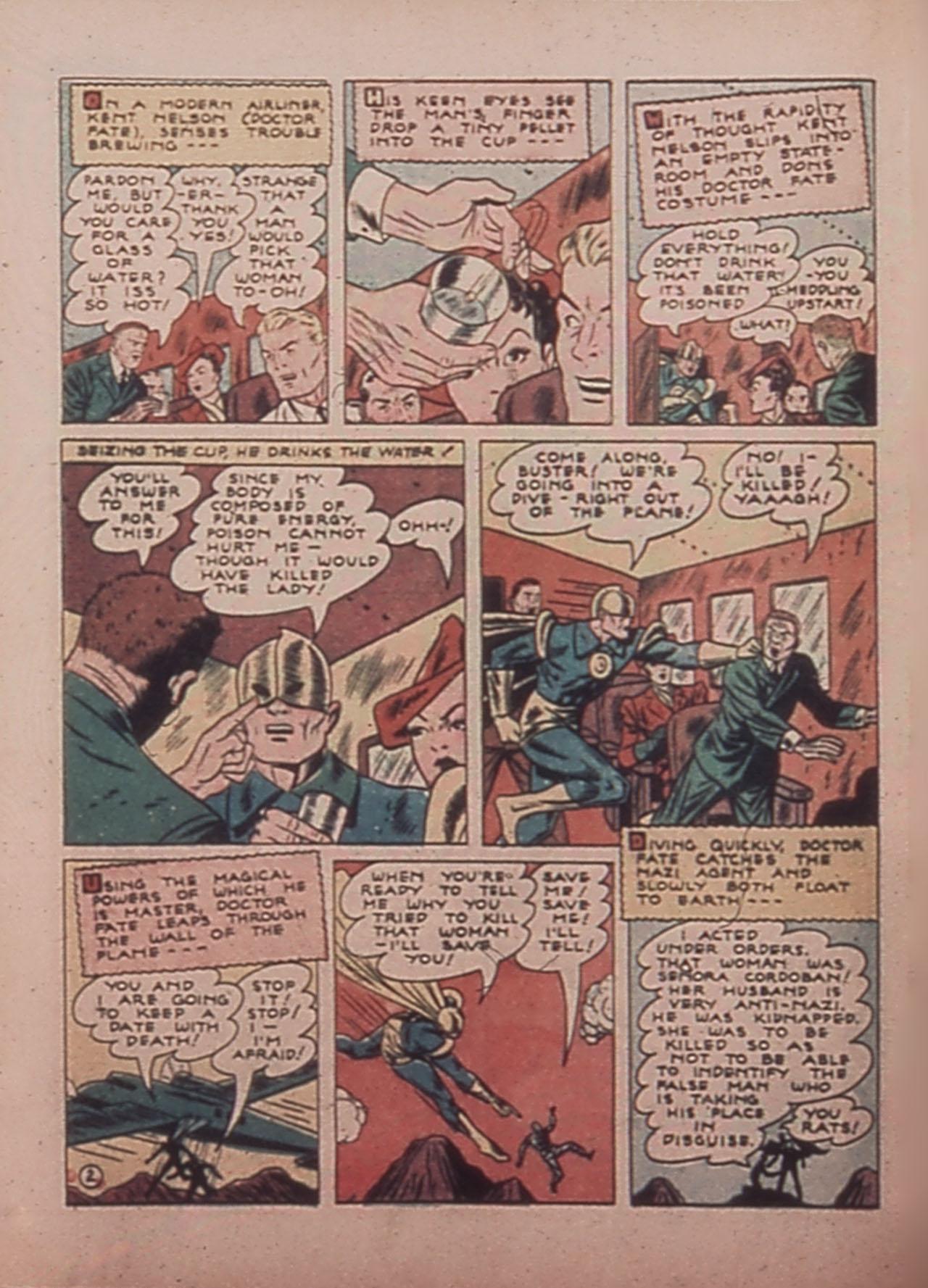 Read online All-Star Comics comic -  Issue #9 - 42