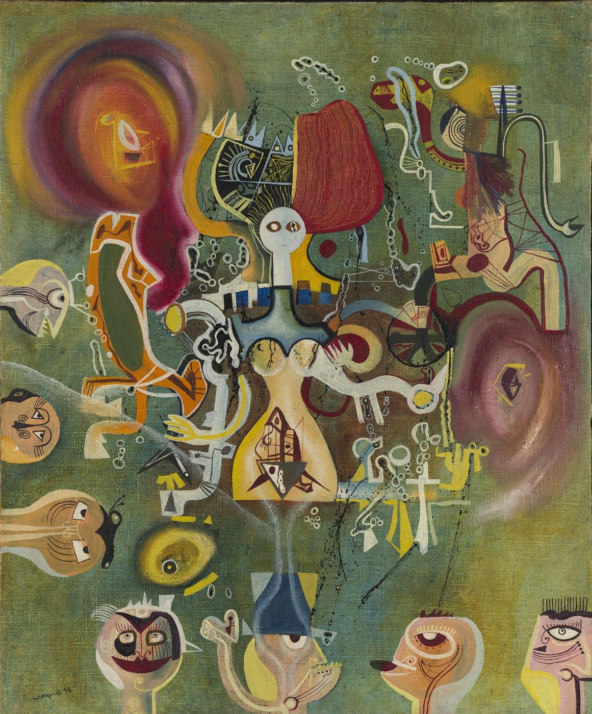 Polscy malarze współcześni: Marian Bogusz