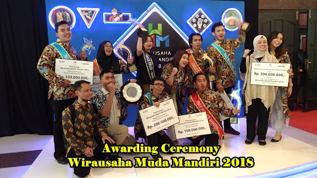 Awarding Ceremony WMM 2018