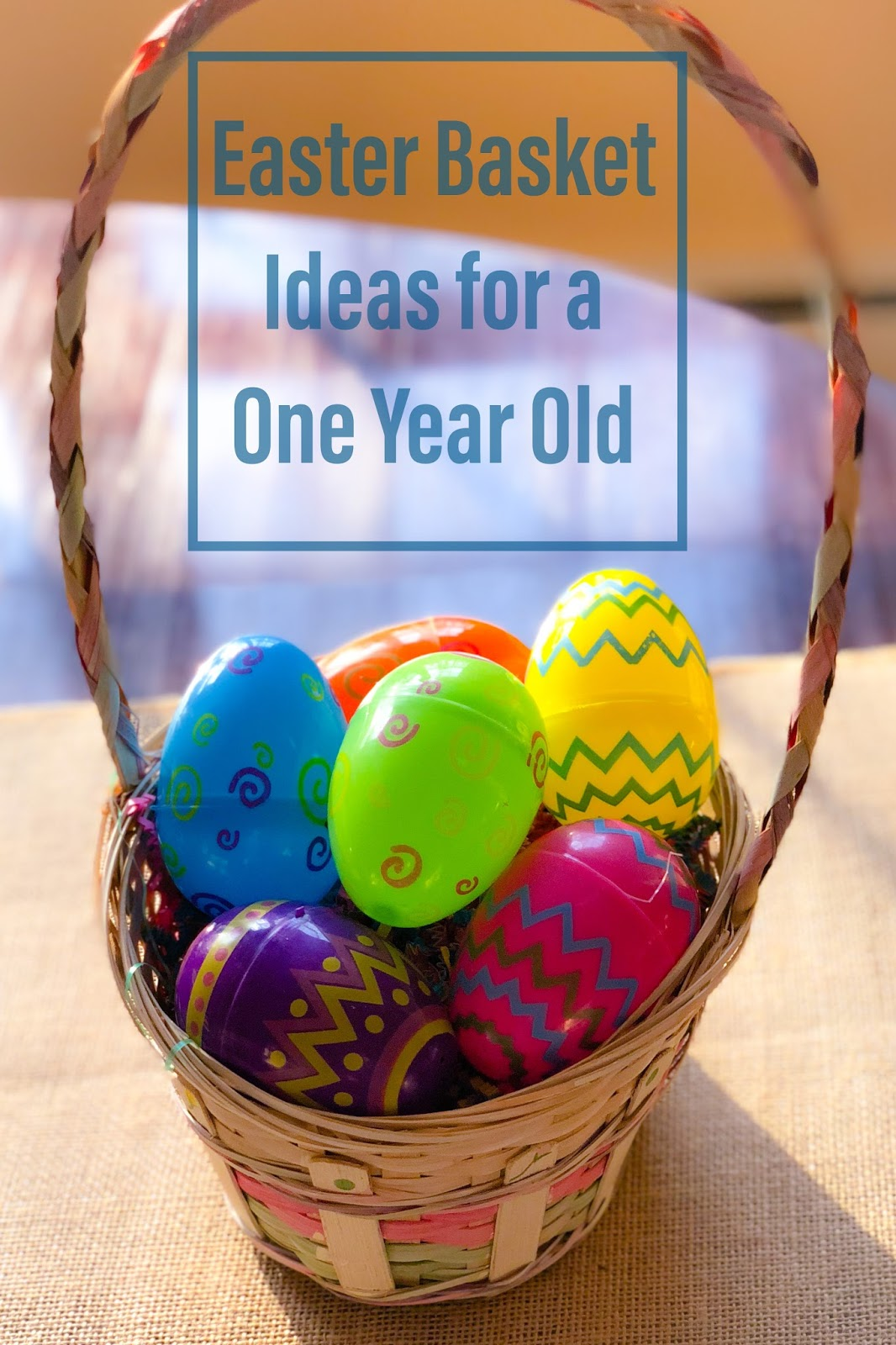 Conceivable notions our ttc journey easter basket for a one year hes almost 14 months now which is such a fun age as always the post may contain affiliate links i hope you enjoy our easter basket ideas negle Choice Image