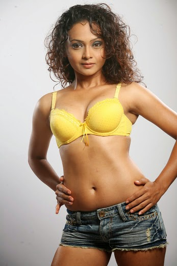 Minal Ghorpade Looking Hot in Short Cloths