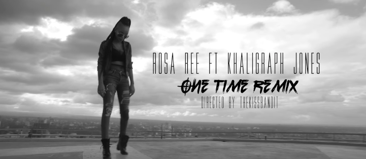 Video || Rosa Ree Ft Khaligraph Jones - One Time Remix || Download Mp4