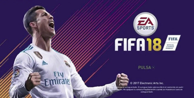 FIFA 14 Mod FIFA 18 Apk + Obb Data (New Kits) Terbaru