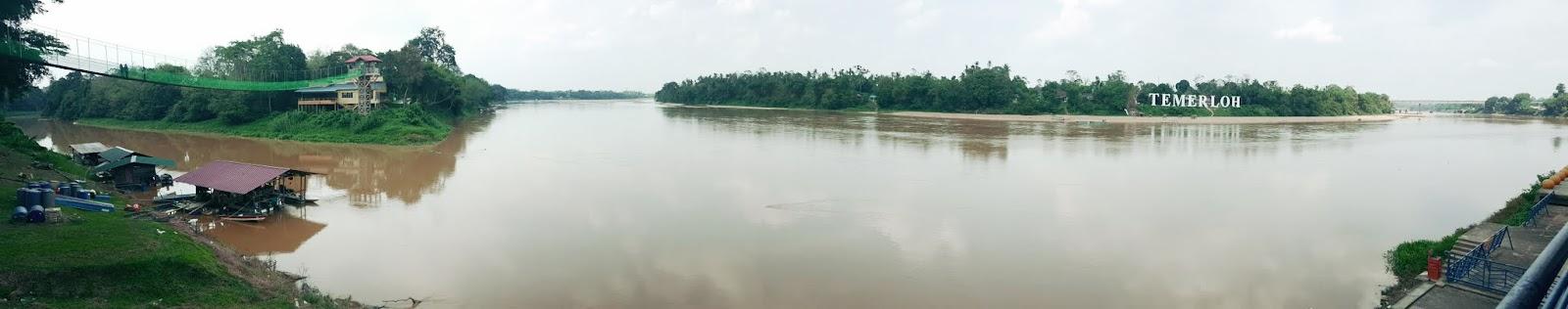 Sungai Semantan dan Sungai Pahang