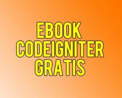 Ebook Codeigniter Indonesia