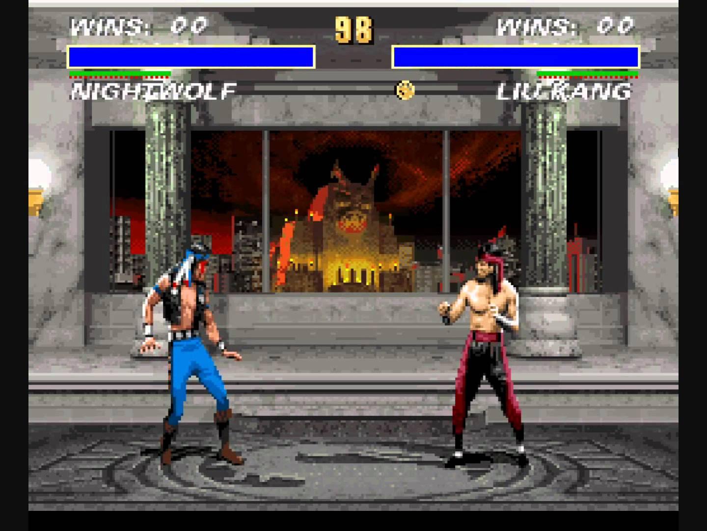 Mortal Kombat Snes Download