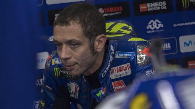 Rossi: Perkembangan Yamaha Tak Sebaik Tim Lain