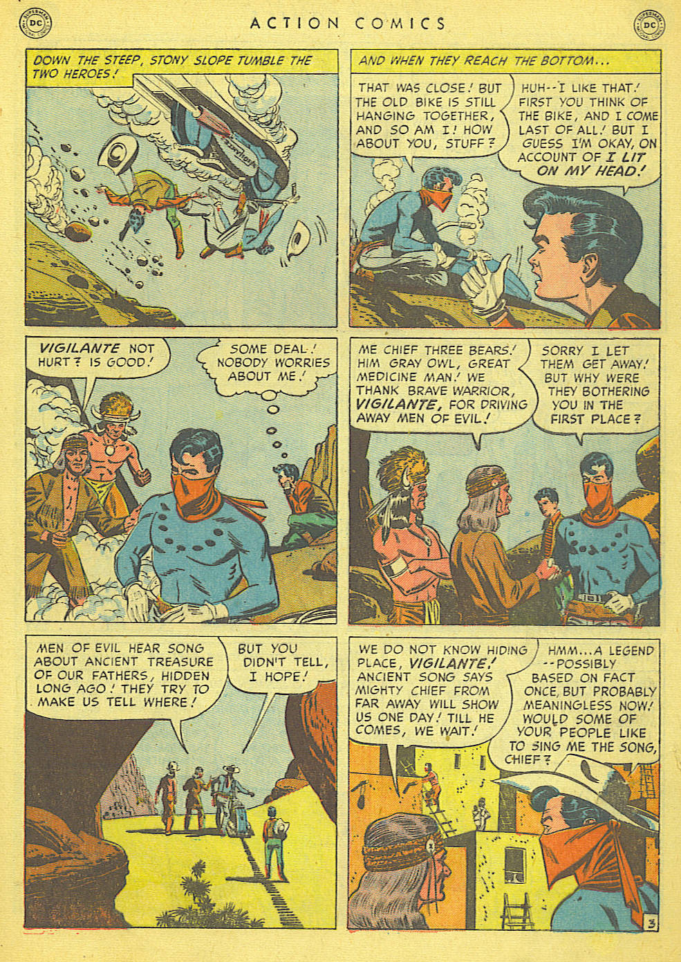 Read online Action Comics (1938) comic -  Issue #152 - 41