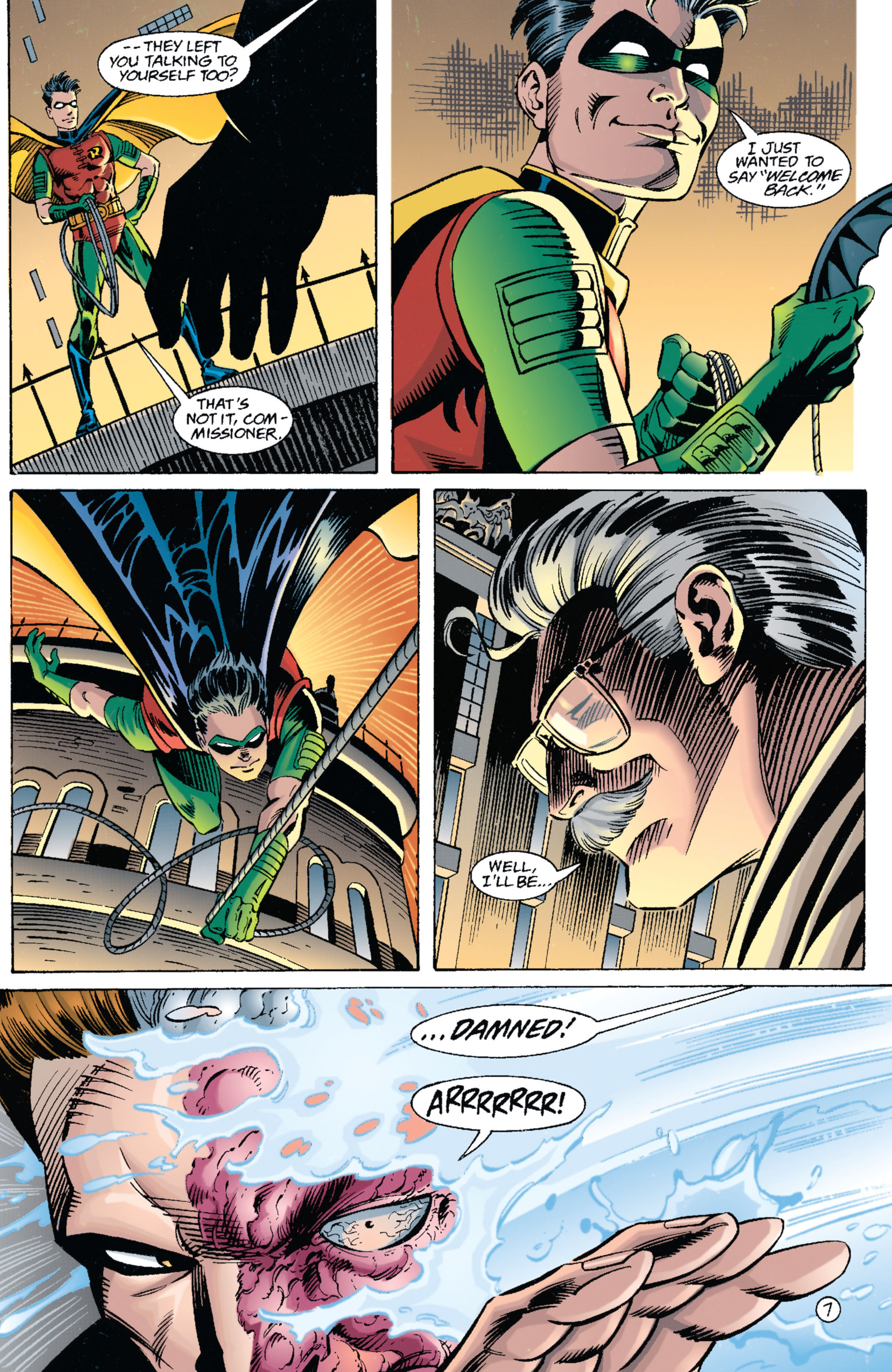Detective Comics (1937) 697 Page 6