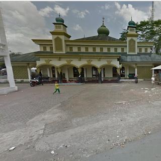 masjid sukaraja