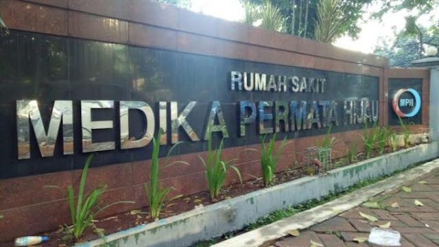 Kasus Fredrich, KPK Ikut Periksa Direktur Rumah Sakit Medika Pertama Hijau