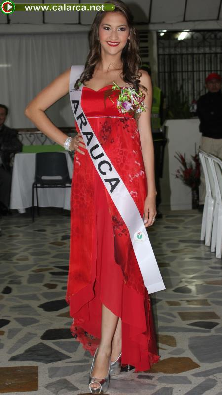 Arauca - Mónica Shirley Espitia Benítez