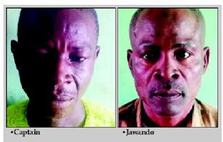 Offa Banks robbery