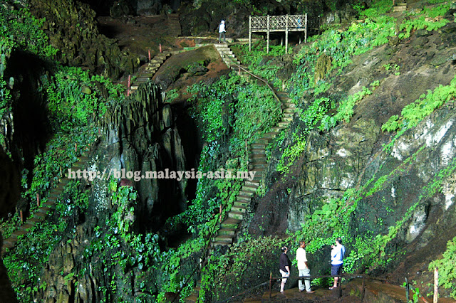 Kuching Fairy Caves