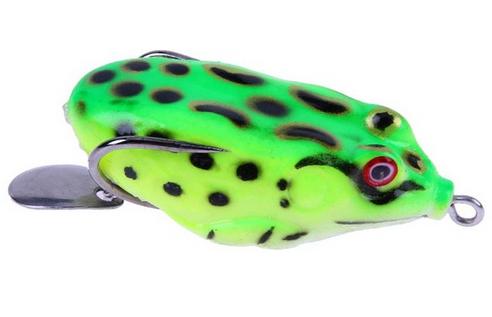 Fungsi Blade pada Soft Frog (SF)