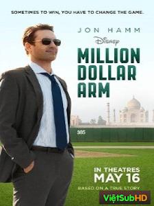 Tay ném triệu đô
