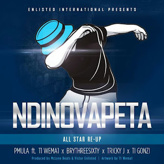 [feature]P Mula - Ndinovapeta (All-Star Re-Up) (Feat. T1 WeMa1, Brythreesixty, Tricky J & Ti Gonzi)